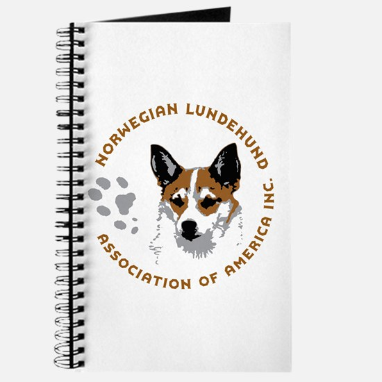 Cute Norwegian lundehund Journal