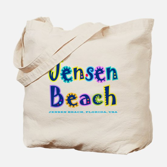 Jensen Beach - Tote or Beach Bag