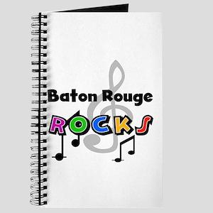 Baton Rouge Rocks Journal