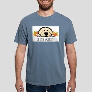 Life's Golden Fall Ash Grey T-Shirt