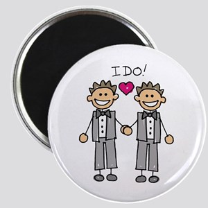 Gay Marriage - I Do Magnet