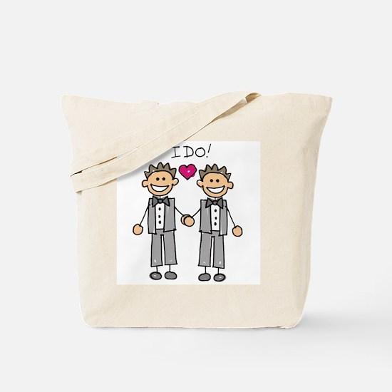 Gay Marriage - I Do Tote Bag