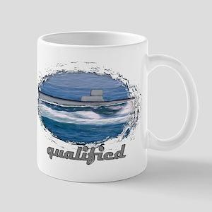 qualified submariner Mug