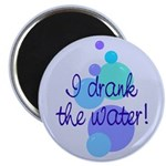"""The Water 2.25"""" Magnet (10 pack)"""