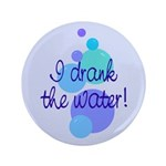 """The Water 3.5"""" Button (100 pack)"""