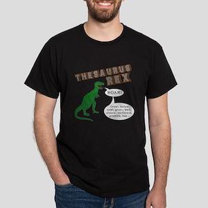 Thesaurus Rex Dark T-Shirt