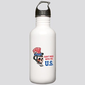 Don't Mess with the U.S. Water Bottle