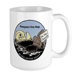 Sea Otter Savvy Ceramic Mug Mugs