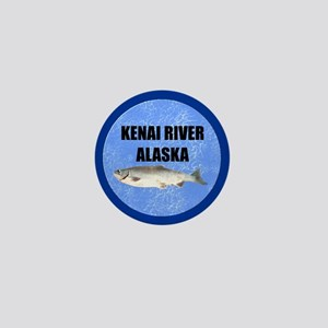 Kenai, Alaska, Alaskan Mini Button