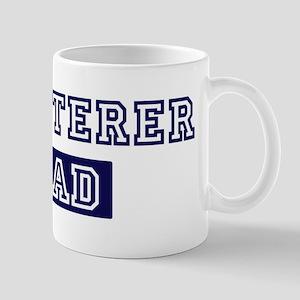 Plasterer dad Mug