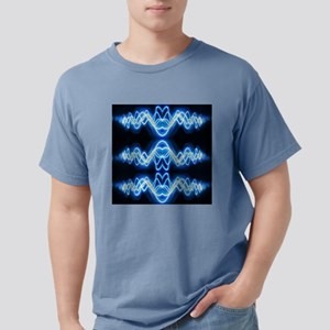 Soundwave deejay Techno music T-Shirt
