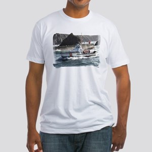 Cutter Coming Home Fitted T-Shirt