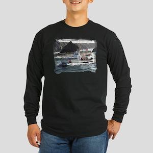 Cutter Coming Home Long Sleeve Dark T-Shirt