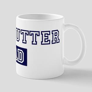 Meatcutter dad Mug
