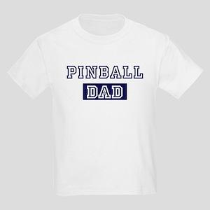 Pinball dad Kids Light T-Shirt