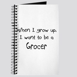When I grow up I want to be a Grocer Journal