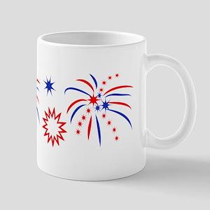 Fireworks Mugs