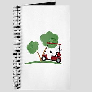 golfcourse Journal