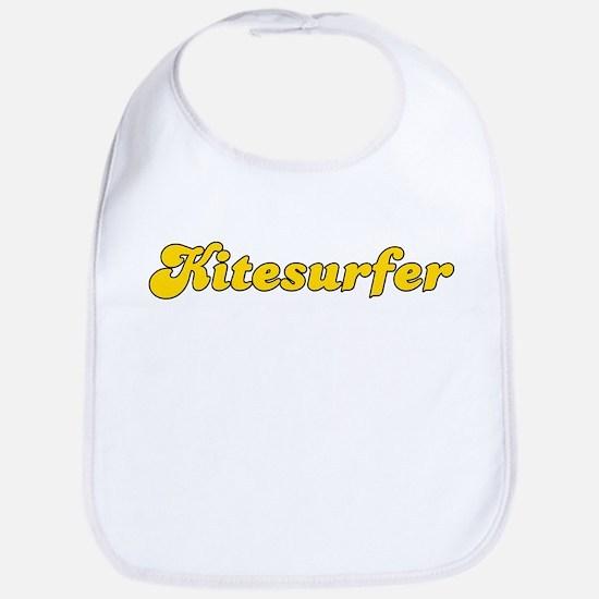Retro Kitesurfer (Gold) Bib