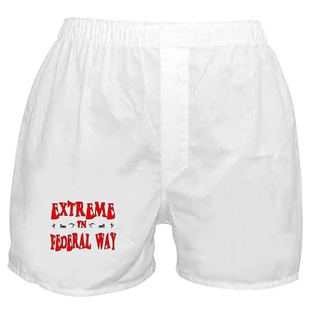 Extreme Federal Way Boxer Shorts