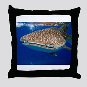 AJ's Diving Paraphernalia Throw Pillow