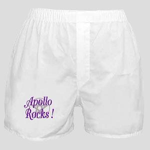 Apollo Rocks ! Boxer Shorts