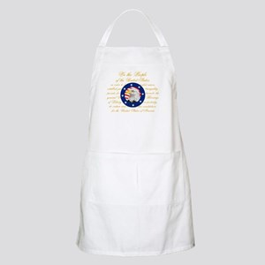 We The People Light Apron