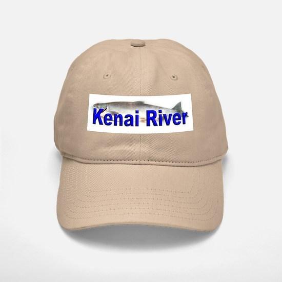 Kenai, Alaska, Alaskan Baseball Baseball Cap