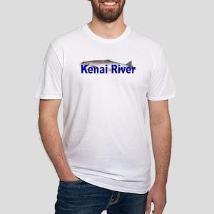 Kenai, Alaska, Alaskan Fitted T-Shirt