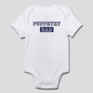 Puppetry dad Infant Bodysuit