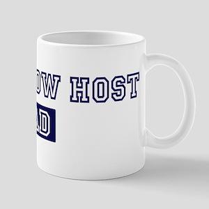 Talk Show Host dad Mug