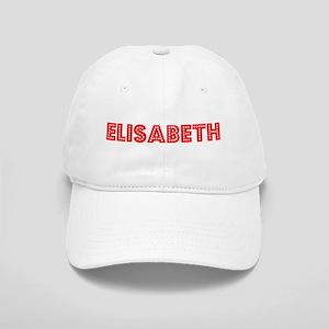 Retro Elisabeth (Red) Cap