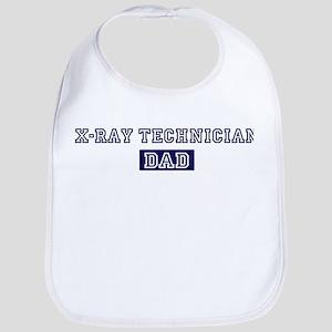 X-Ray Technician dad Bib