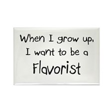 When I grow up I want to be a Flavorist Rectangle