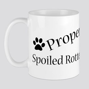 Spoiled Rotten Cornish Rex Mug