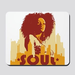 City Soul Mousepad
