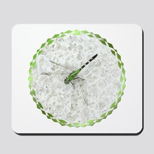 Dragonfly at the Beach Mousepad