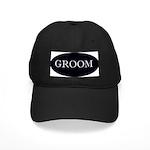 Groom's Black Cap