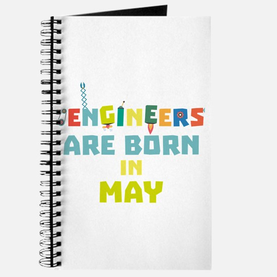 Engineers are born in May C863d Journal