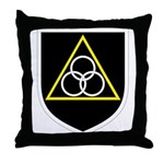 Stephen North's Throw Pillow