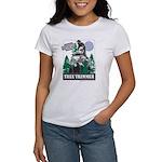 Official Snowmobiler Tree Tri Women's T-Shirt