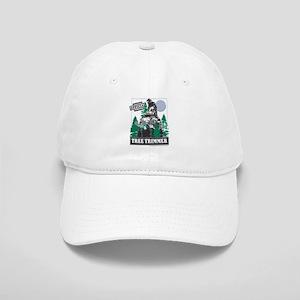 Official Snowmobiler Tree Tri Cap