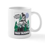 Official Snowmobiler Tree Tri Mug
