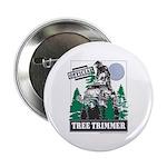 "Official Snowmobiler Tree Tri 2.25"" Button (1"