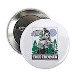 "Official Snowmobiler Tree Tri 2.25"" Button"