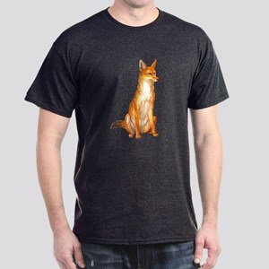 Golden Jackal Zoo Dark T-Shirt