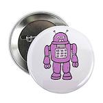 BIG PINK ROBOT BUTTON