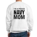 Navy For Mom's Sweatshirt