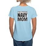 Navy For Mom's Women's Light T-Shirt