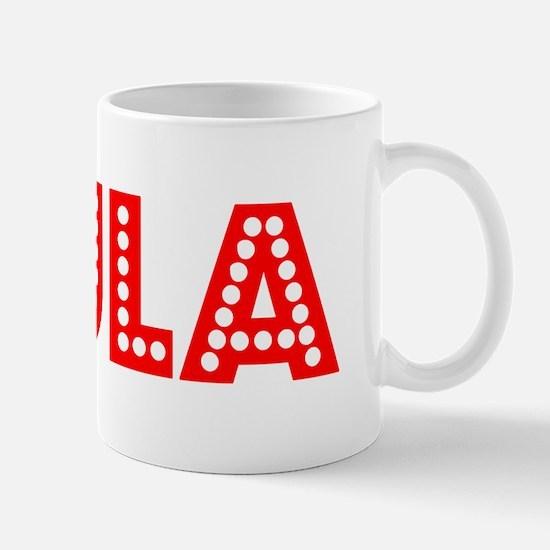 Retro Eula (Red) Mug